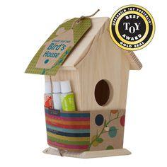 Design Your Own Bird's House – Seedling.
