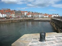 Cellardyke Harbour, still marked on maps as Skinfast Haven, may not be home to many boats, fishing or otherwise, these days. But in every other respect it is one of the best preserved and most attractive old fishing ports in Scotland. Located north of Edinburg and south of St. Andrews