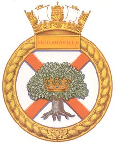 Canadian naval news and history. Info about all HMCS ships, badges and sailors. Royal Canadian Navy, Emblem, Crests, Warfare, The Past, Give It To Me, Arms, History, Badges