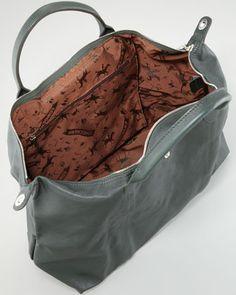 32 Best Longchamp Le Pliage Cuir images  c42ee46022be1