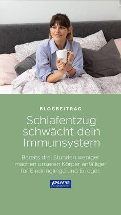 Genügend Schlaf ist wichtig für ein gut funktionierendes Immunsystem. Das bestätigt auch eine Studie aus Deutschland. Das Ausmaß des Zusammenhangs lässt jedoch aufhorchen: Bereits drei Stunden Schlafentzug machen unseren Körper anfälliger für Eindringlinge und Erreger. Sleep Deprivation, Immune System, Germany