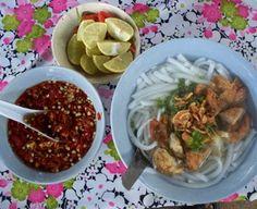 Hướng dẫn cách nấu bánh canh chả cá Phan Rang