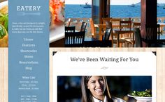 Eatery, Responsive WordPress Restaurant Theme | WP Download