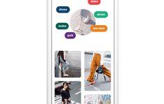 La red social Pinterest lanzó su nueva herramienta Lens, la cual permite detectar objetos con la cámara del usuario, automáticamente reconocerlos
