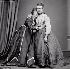 Meet Fanny and Stella, the Victorian gentlemen who shocked Britain and were prosecuted for the 'unnatural offense' of being transvestites.