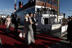 Princess Mette-Marit Photos Photos: Prince Carl Philip of Sweden and Sofia Hellqvist Dine in Stockholm