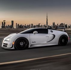 """""""@whitesse in Dubai! • Photo by @aldric_a • #CarLifestyle for a chance to be featured!"""""""