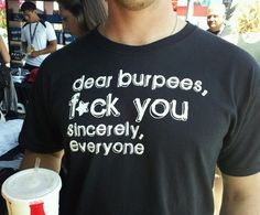 Couldn't have said it better myself #crossfit