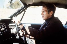 Steve McQueen Bullit (1968)