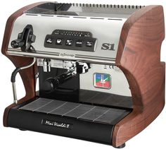 Check out the deal on La Spaziale Mini Vivaldi II Espresso Machine at Clive Coffee