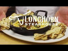 See more tips from LongHorn Steakhouse at http://www.expertgriller.com/grill-master-chef-tips-and-tricks/ A quick, delicious dip for any get-together! Combin...