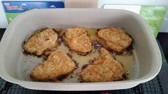 Steffi's Steine-Küche: 09.08.15 Schnitzel aus der Ofenhexe