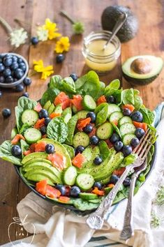 I kind of want to dive into a swimming pool of salad ingredients get myself feeling....well, like myself again. But I'll start with a huge serving of this Smoked Salmon Salad with a Quick Lemon Dijon Dressing. Its a meal in itself and I serve it deconstructed to my girl so she can enjoy her salad 5 year old style...one ingredient at a time