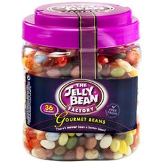 The Jelly Bean Factory Carrying Jar 1.4Kg