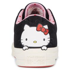 new arrival e925b a65da CONVERSE - CONVERSE X HELLO KITTY ONE STAR   TrenditLive