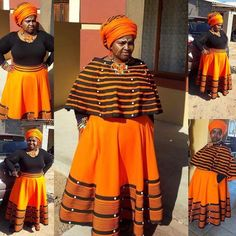 Trendy ideas for African styles 787 Xhosa Attire, African Attire, African Wear, African Lace Dresses, African Dresses For Women, African Fashion Dresses, African Traditional Wear, African Traditional Wedding Dress, Tsonga Traditional Dresses