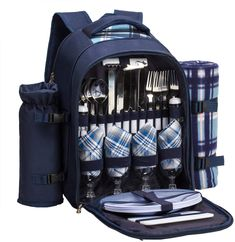 Choose the best backpack picnic set for your next outdoor adventure. These picnic backpack sets are super portable with comfortable padded straps, stainless steel cutlery, insulated wine holders, waterproof cooler compartments and more. They're lightweight and portable while being stylish too - perfect for your next picnic, festival or camping trip. They make great gifts for friends or family who love being outdoors too. #picnic #picnicinspiration #backpackpicnic #picnicbackpack Creative Portrait Photography, Creative Portraits, Photography Tutorials, Photography Photos, Digital Photography, Inspiring Photography, Beauty Photography, Best Travel Gifts, Best Gifts