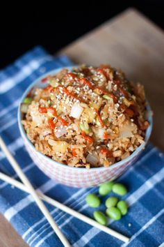 ... | Fried Rice Recipes, Shrimp Fried Rice and Vegetable Fried Rice