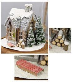 Winter Village Dwelling