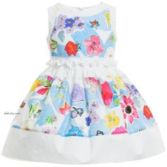 The doll print dresses of the Simonetta SS15 collection are going to be your cutie-pie summer time essentials.