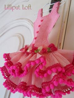 Papier Boudoir Boutique  Strawberry Swirl by lilliputloft on Etsy, $35.00