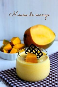 Many dog owners ask themselves again and again whether can dogs eat mango or not. Just Desserts, Delicious Desserts, Dessert Recipes, Yummy Food, Venezuelan Food, Sweet Recipes, Cupcake Cakes, Sweet Treats, Food And Drink