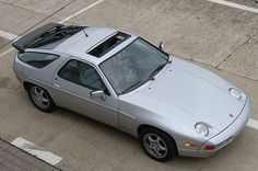 Porsche 928 S4 by Auto Clasico, via Flickr