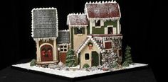 See some sweet creations from The National Gingerbread House Competition & Display that will inspire you build your own masterpiece