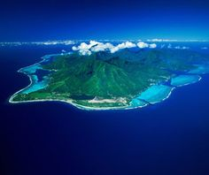 No. 6 Moorea, French Polynesia - World's Best Islands 2015 | Travel + Leisure