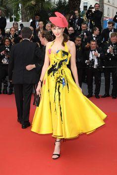 Amber Heard, Irina Shayk, Petra Nemcova, Stella Maxwell: le stelle della moda si sono ritrovate per il secondo giorno di festival sul red carpet di Cannes p