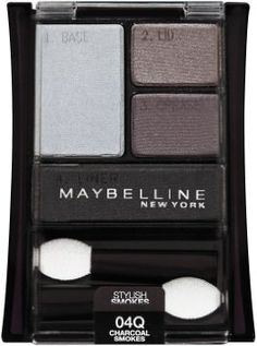 Maybelline new york stylish strokes in 04Q charcoal strokes.  Currently have 2.