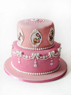 sabores da gula: Bolo Princesa Rapunzel