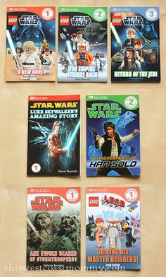 Summer Reading with Star Wars DK Readers
