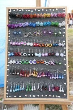 Ideas For Jewelry Crafts Craft Show Displays Display Storage