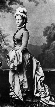 Princess Charlotte (Viktoria Elisabeth Auguste Charlotte) (24 Jul 1860-1 Oct…