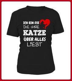 LIMITIERT DIE IHRE KATZE - Katzen shirts (*Partner-Link)