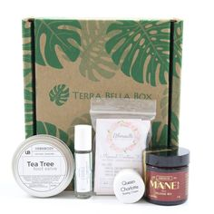 Reviewing Terra Bella Box for April 2016, products that are created in small batches by small businesses, are always cruelty free, and are made with the finest natural ingredients.