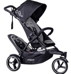 nice Phil and Teds Dot Stroller Review
