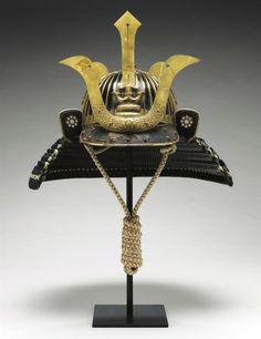A Suji-bachi Kabuto (Helmet) -  EDO PERIOD (17TH-18TH CENTURY)   Christie's