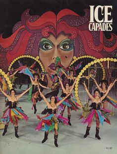 1974 Ice Capades Program by The Pie Shops Collection, via Flickr