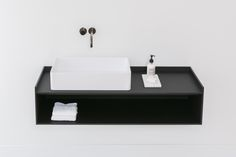 NEST Lavabo rettangolare by Not Only White