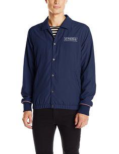 O'Neill Men's Team Jacket, Midnight, Large