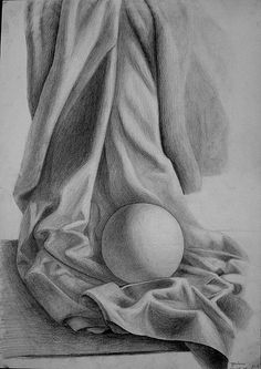 Drapery study by Dinarakey on DeviantArt drawing deviantart Drapery study by Dinarakey on DeviantArt Pencil Art Drawings, Art Drawings Sketches, Realistic Drawings, Drapery Drawing, Fabric Drawing, Still Life Sketch, Still Life Drawing, Drawing Techniques, Drawing Tutorials