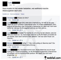 Die NSA austricksen - Facebook Fail des Tages 05.01.2015