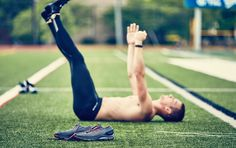 Your 10-Minute, No-Equipment Core Workout