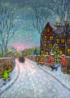"""""""Homecoming"""" by Kathe Soave"""