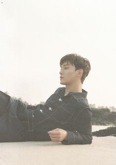 EXO Chen mini album April and A Flower album scan 'April Ver' Exo Chen, Exo Chanyeol, Kyungsoo, Kaisoo, Chanbaek, Exo Korea, Kim Jongdae, Kpop Exo, Boy Bands