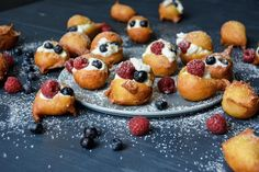 My Maltese family has been telling me about zeppoli – or zeppole in Italian – for many, many years. Countless stories about these puffy, tiny balls of choux pastry, fried to golden perf…