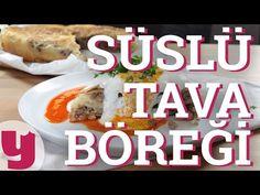 Süslü Tava Böreği Tarifi (Mantının Lezzet İkizi!)   Yemek.com - YouTube