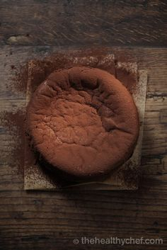 Flourless Salted Chocolate Cake...200 g good quality (70 % ) dark eating chocolate such as Lindt 175 g good quality butter (see notes) 6 organic eggs – room temperature 2 tablespoon coconut sugar or honey 2 teaspoons natural vanilla extract or paste good pinch sea salt oven to 150 C. for 35 min